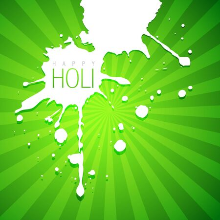 gulal: colorful vector splash design background Illustration