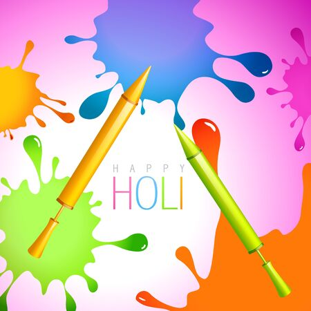 vector holi festival colorful background Stock Vector - 18075441