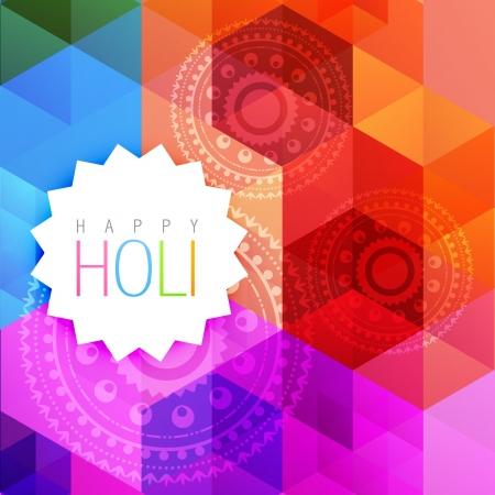 hindus: vector colorful background design illustration Illustration
