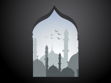 vector ramadan kareem design illustration Stock Vector - 20548674