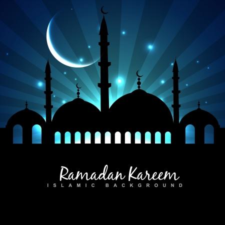 ramzaan: vector eid festival background design