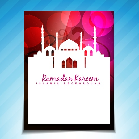 namaz: islamic festival vector design illustration