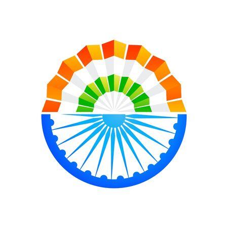 indian concept design art Vector