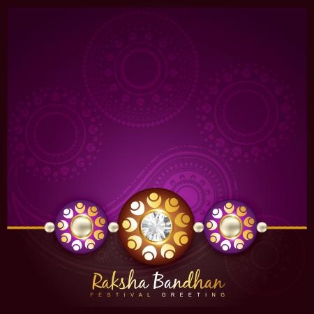 rakhi: beautiful indian hindu festival of rakshabandhan
