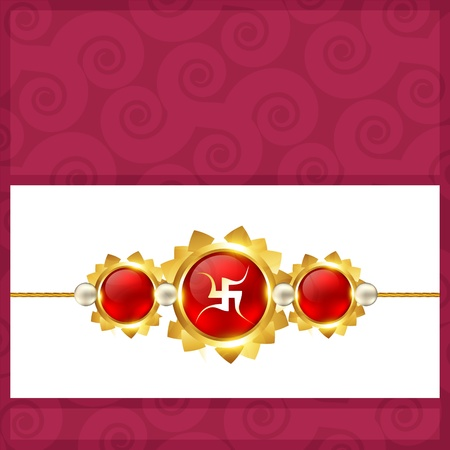rakshabandhan: vector stylish rakshabandhan background design Illustration