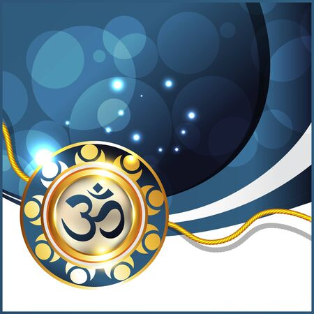 pooja: beautiful rakhi background design art