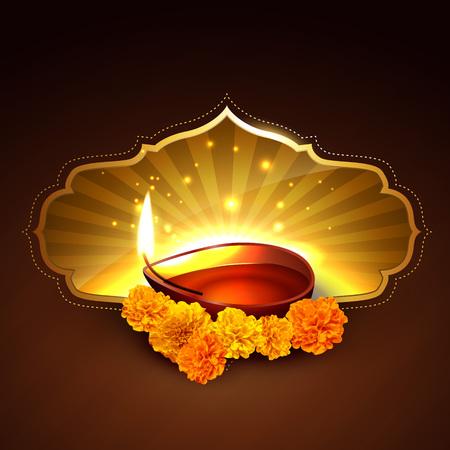 indian festival of diwali design