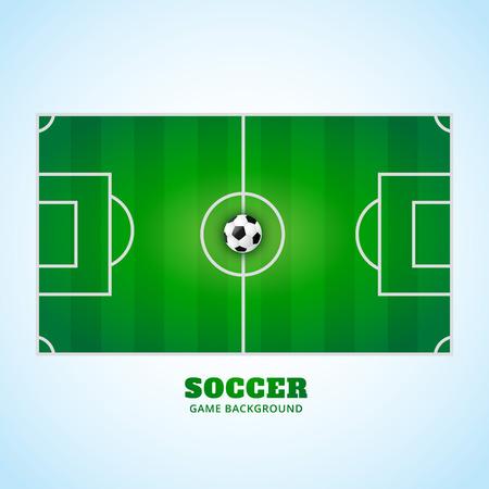 football stadium in vector design Vector
