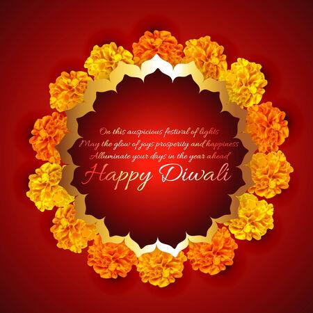 diwali background: Vector background of diwali Illustration