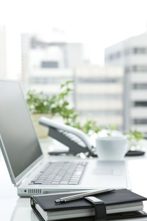Office desk Stock Photo - 6305720