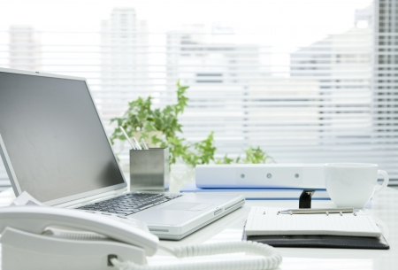 Office desk Stock Photo - 6305681