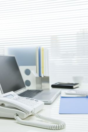 Office desk Stock Photo - 6305677