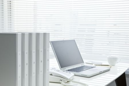 Office desk Stock Photo - 6305683