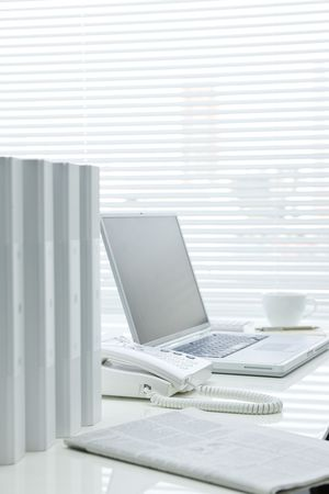 Office desk Stock Photo - 6305678