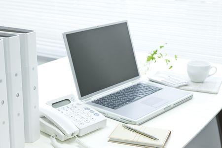 Office desk Stock Photo - 6305680