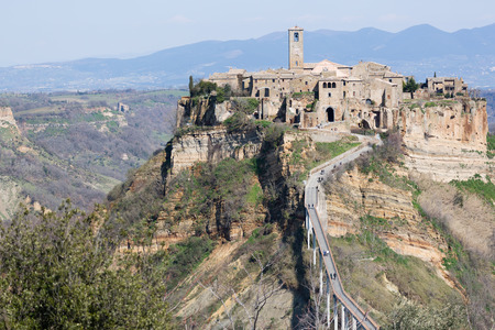 Civita Bagnoregio photo