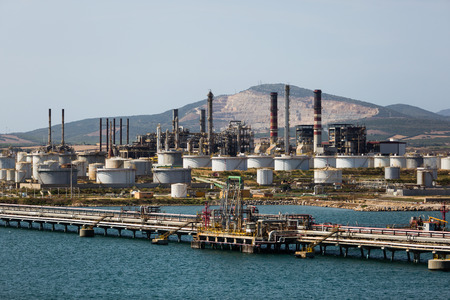 Harbour Oil Refinery photo
