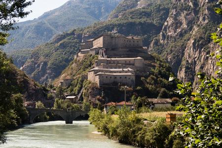 Forte di Bard, Valle dAosta, Italy