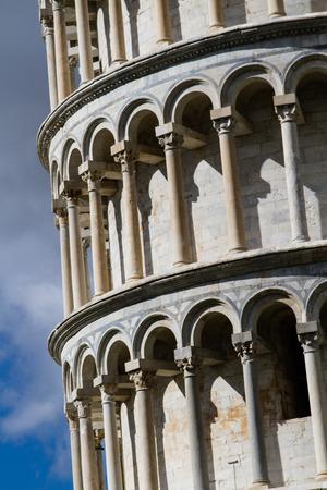 Tower of Pisa 版權商用圖片