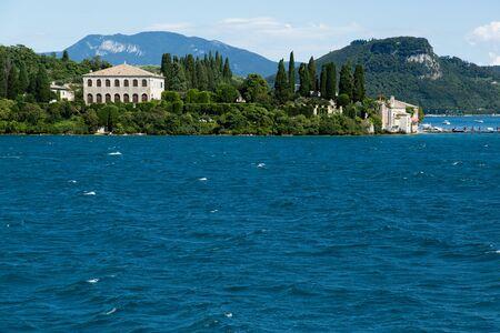 Lake of Garda Stock Photo