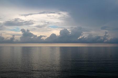 the sea landscape Stock Photo - 16730541