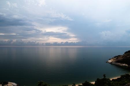 the sea landscape Stock Photo - 16730570