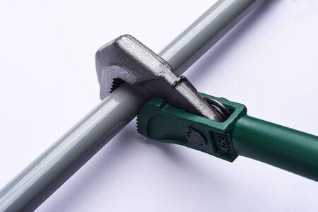 steel: Steel wrench
