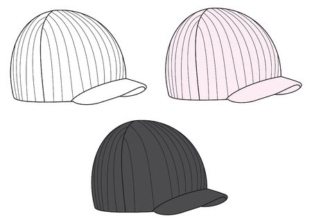 poliester: sombrero