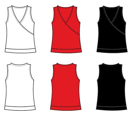 t shirt model: Giapponese T-shirt donna