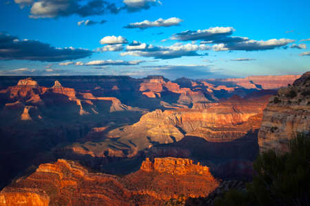 canyon: Gand Canyon at Sunset