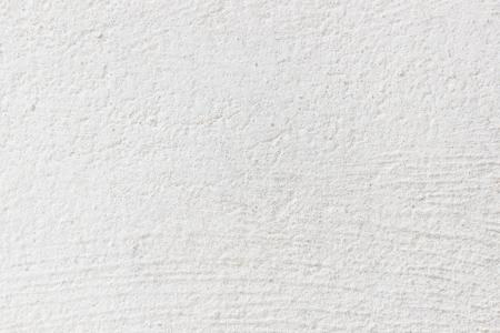 white wall: Seamless white painted concrete wall texturebackground. Stock Photo