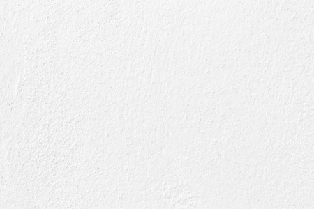 Seamless white painted concrete wall texture background