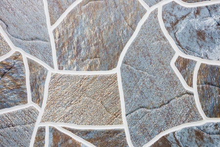 the marble-stone mosaic texture