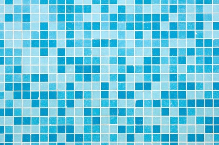 bathroom tile: Check pattern tile background, front view. Stock Photo