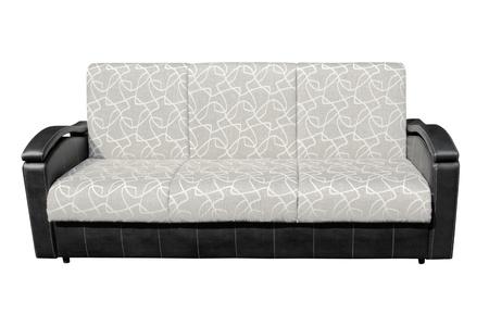 sofa furniture isolated on white background Stock Photo - 16694490