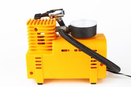 an air compressor for car Stock Photo - 16957059