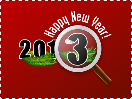 New Year Stock Vector - 16462685