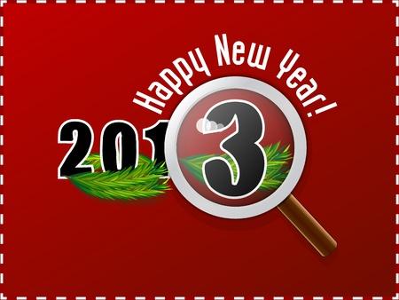 New Year Stock Vector - 16462685