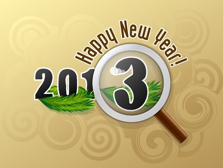 New Year Stock Vector - 16462686