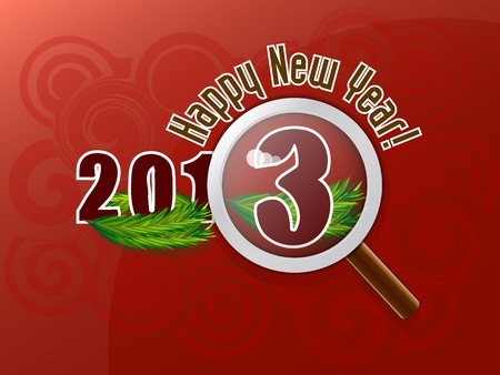 New Year Stock Vector - 16462733