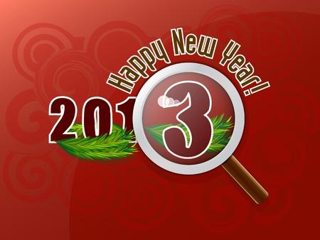 New Year Stock Vector - 16462733