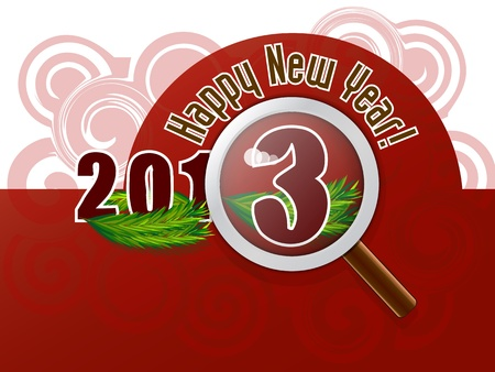 New Year Stock Vector - 16462731