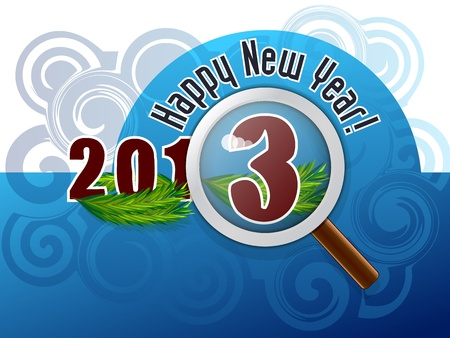 New Year Stock Vector - 16462737