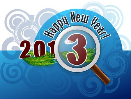 New Year Stock Vector - 16462737