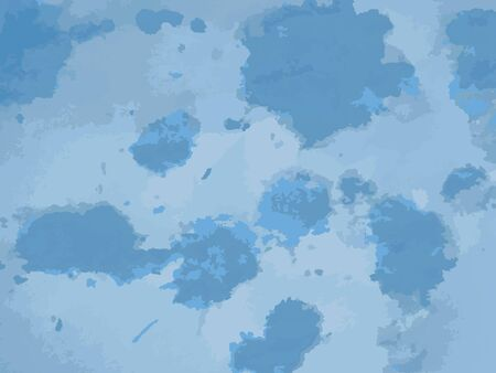 abstractly: abstractly vector blue watercolor background. Texture of old paper