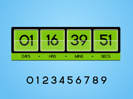 Countdown Timer for the website.