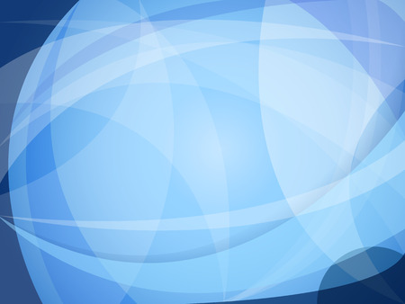 vector abstract blue background of geometric shapes