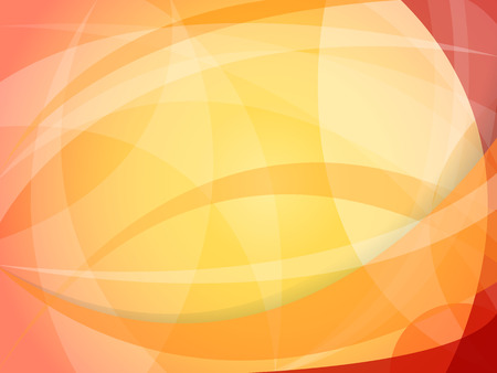 vector abstract red-orange background of geometric shapes
