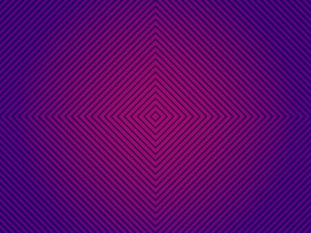 Striped violet background with color rich gradient