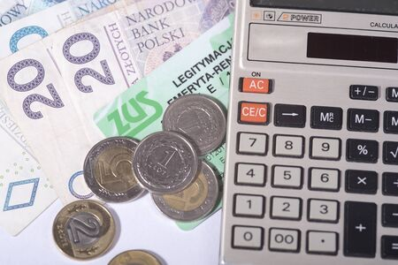 pensioner: Polish pensioner card, Social Insurance